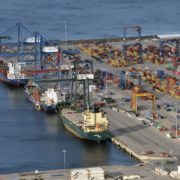 Port of Bilbao container terminal the first to comply with Union Customs Code (UCC) in the import circuit.