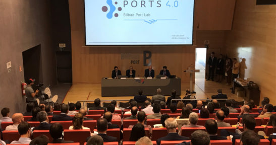 Port Authority inaugurates Bilbao Port Lab, an innovation and research centre