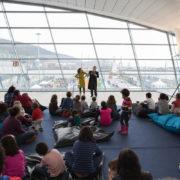El 8 de septiembre la terminal de cruceros de Getxo se transformará, un año más, en un parque temático sobre el Puerto de Bilbao