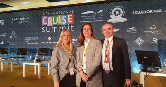 El Puerto de Bilbao, en International Cruise Summit