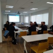 First meeting of Bilbao PortLab Committee
