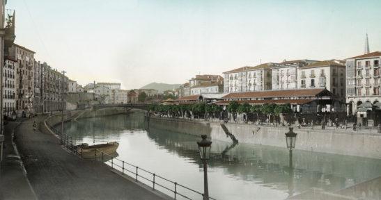 La Autoridad Portuaria de Bilbao y el Museo Vasco difunden, a través de un calendario, el trabajo fotográfico del empresario Telesforo de Errazquin