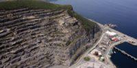 The Punta Lucero quarry