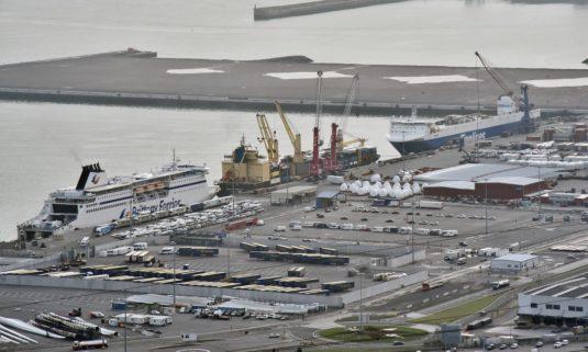 Terminales de tráfico rodante y eólicos