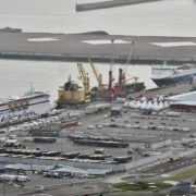 Traffic in the Port of Bilbao falls 4.6% in the first four months of the year
