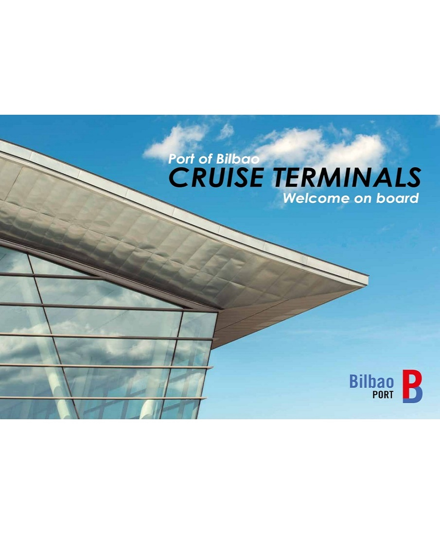 Technical characteristics of the cruise terminal