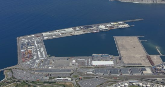The Port of Bilbao expands its logistics areas