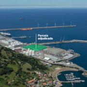 La Autoridad Portuaria de Bilbao adjudica a Petronor una parcela para el desarrollo de proyectos estratégicos, innovadores y sostenibles