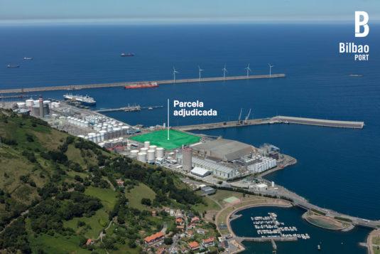 Punta Sollana dock