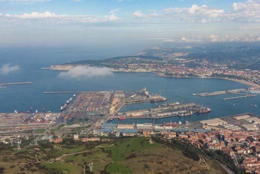 Terminales de mercancía general y contenedores