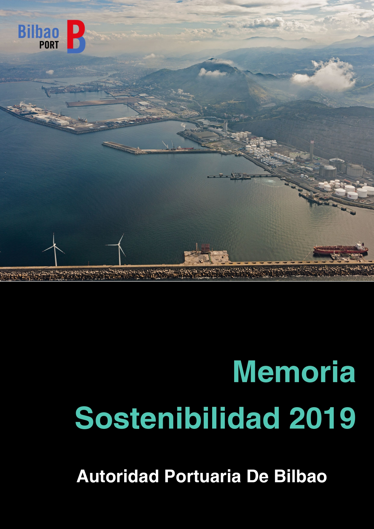 Link to the sustainability policy of the Port Authority of Bilbao