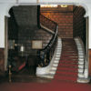 Palacio Olabarri: vista de un tramo de la escalera