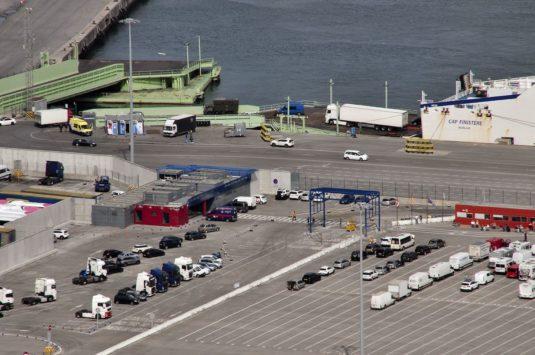 Port of Bilbao ferry terminal