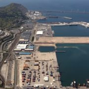 The Storage and Distribution Area of the Port of Bilbao  will have a new direct access road by the end of the year