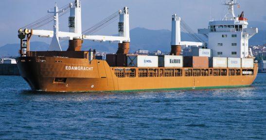 La naviera Spliethoff cumple un siglo