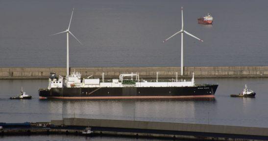 La Autoridad Portuaria de Bilbao avanza  hacia la descarbonización