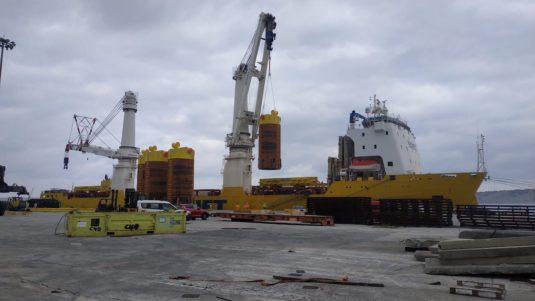 Operaciones de carga