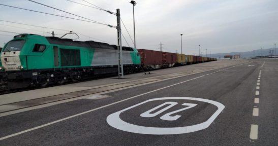 Aratrain inicia el jueves el servicio ferroviario  con el Puerto de Bilbao