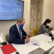 The Port Authority of Bilbao and the Santurtzi Town Council sign a collaboration agreement to improve the urban environment
