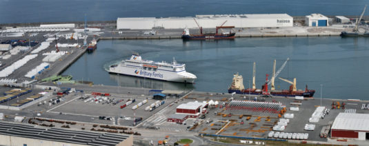 Ferry Cap Finistère