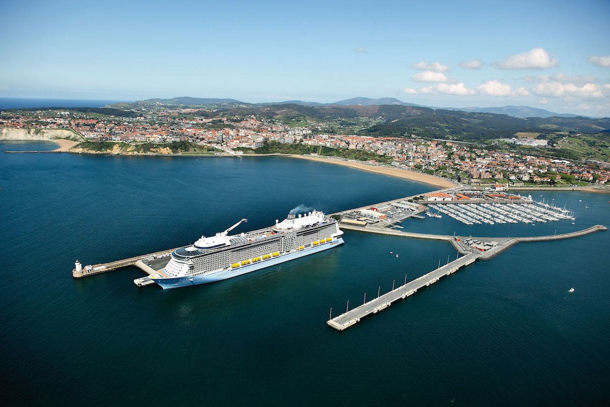 Port of Bilbao cruise terminals