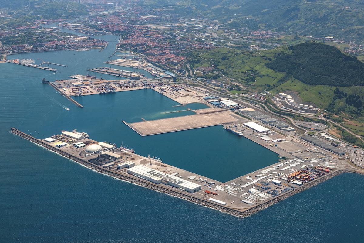 Ampliación del puerto