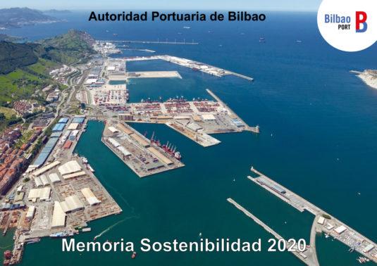 Enlace a la Memoria Sostenibilidad de la Autoridad Portuaria de Bilbao