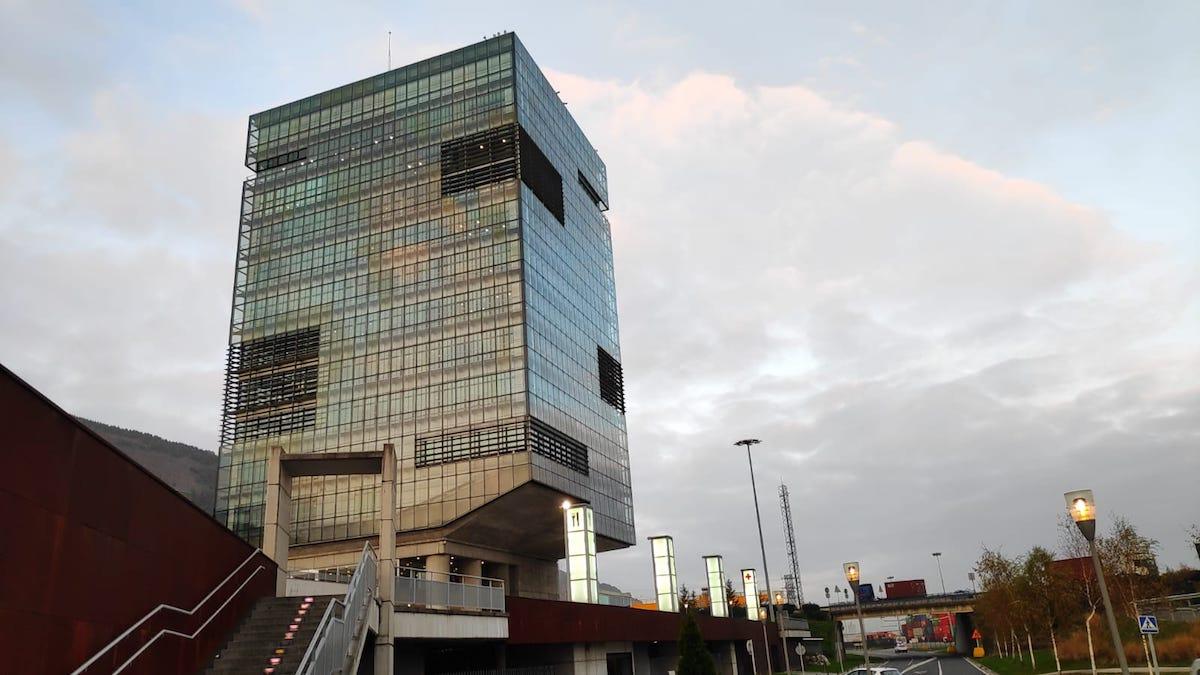 Oficinas de la Autoridad Portuaria de Bilbao
