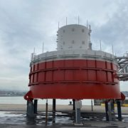 TECNALIA presents, in the port of Bilbao, the largest floating platform-laboratory for the offshore industry