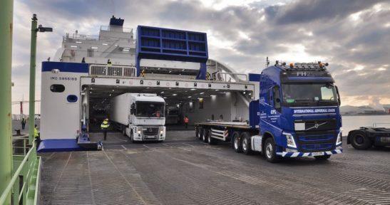 Bilboko Portua Britainia Handiko sektore logistikoarekin elkartuko da 2021 Multimodalean